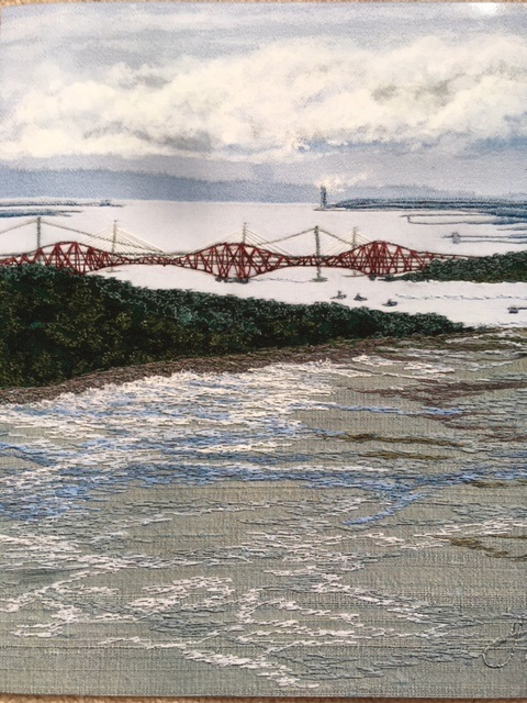 Three Forth Bridges by Jacque Wakely