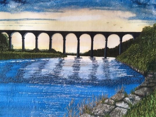 Viaduct by Jacque Wakely
