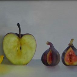 Apple,figs and Lemon by Ruth Corbett