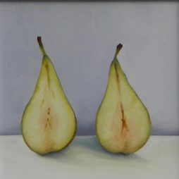 Two Half Pears by Ruth Corbett