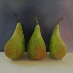 Trio of Pears by Ruth Corbett