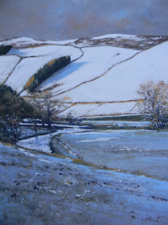 Early Winter-Gala Water by Alan Cameron