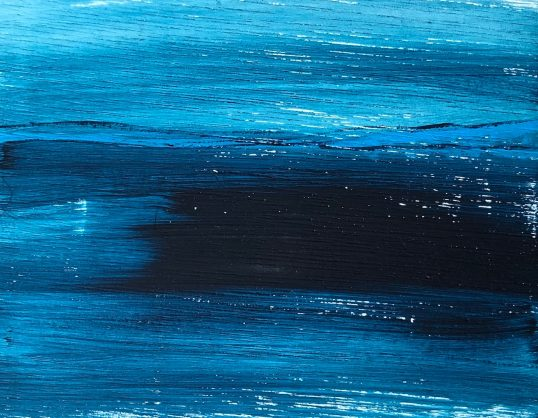 Hebridean Seascape 7 by Tina Boswell
