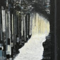 Fingals Cave III by Sandra Moffat