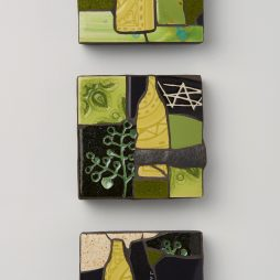 Still Life Triptych by Rachel Cooke