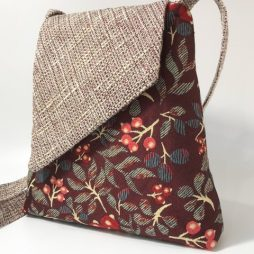 Messenger bag by Irene Campsill