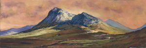 Copper Glow, Glencoe by Margaret Evans