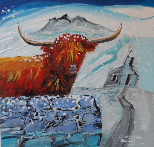 Cold Cold Coo by John Wetten Brown