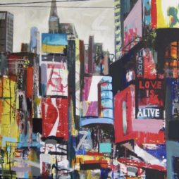 Times Square by Christopher Nugent