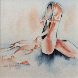 Ballet Shoes by Jan Macbeth