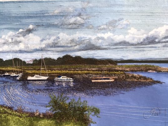 Charlestown fife by Jacque Wakely