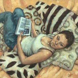 Me Time by Lisette Degioanni