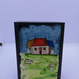 miniature coft cottage