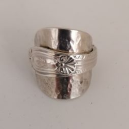 Spoon Ring by Dave Randal