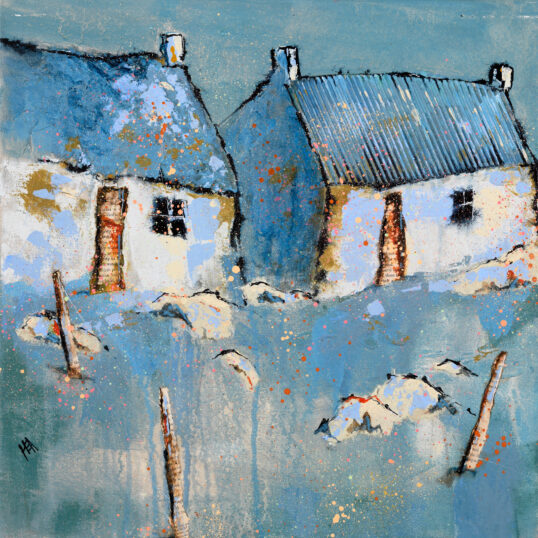two blue by helen acklam